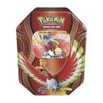2017 Fall Tin Mysterious Powers Tin: Ho-Oh-GX