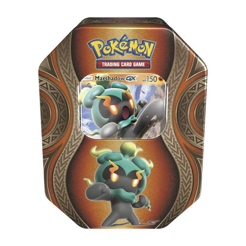 2017 Fall Tin Mysterious Powers Tin: Marshadow-GX