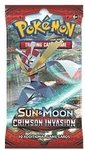Sun & Moon 4 - Crimson Invasion Booster