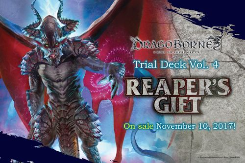 Rise to Supremacy Trial Deck - Reaper's Gift