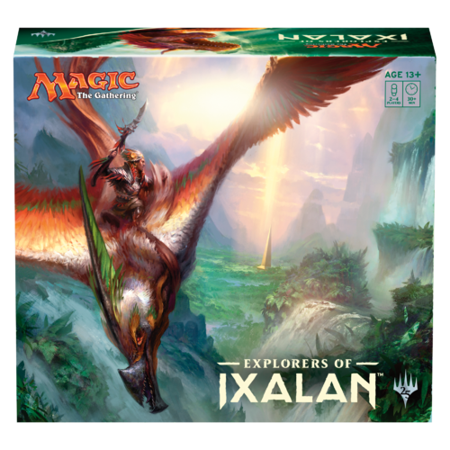 Explorers of Ixalan (4 decks)