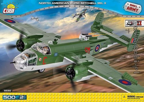 North American B-25C Mitchell Mk.II