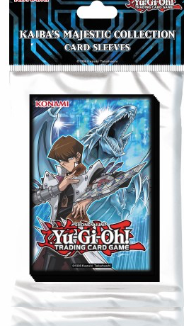 Yu-Gi-Oh! Kaiba's Majestic Collection Card Sleeves - 50 st