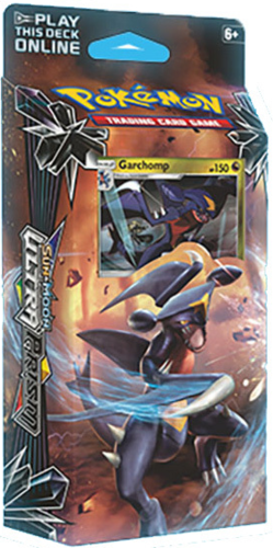 Sun & Moon 5 - Ultra Prism Theme Deck: Mach Strike