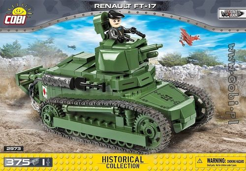 Renault FT-17 375 pcs