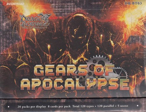 Vol.3 Rise to Supremacy - Gears of Apocalypse Booster Box