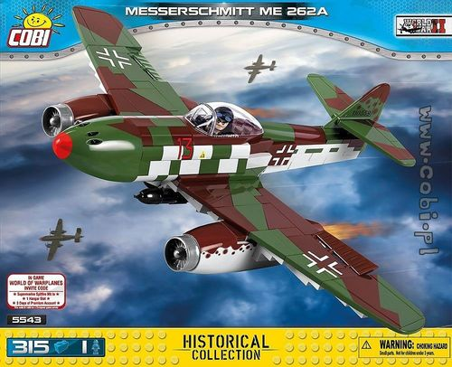 Messerschmitt Me 262A 315 pcs