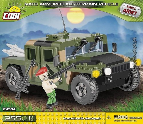 NATO Armored All-Terrain Vehicle 255 pcs