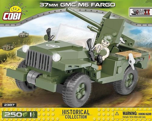 37 mm GMC M6 Fargo, 250 pcs