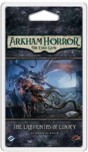 Arkham Horror: The Card Game - The Labyrinths of Lunacy