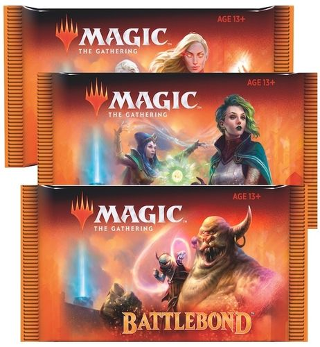 Battlebond Booster 3-Pack