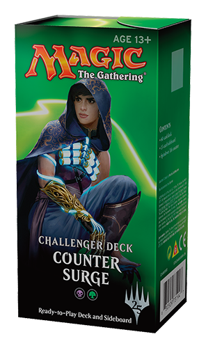 Challenger Deck 2018: Counter Surge