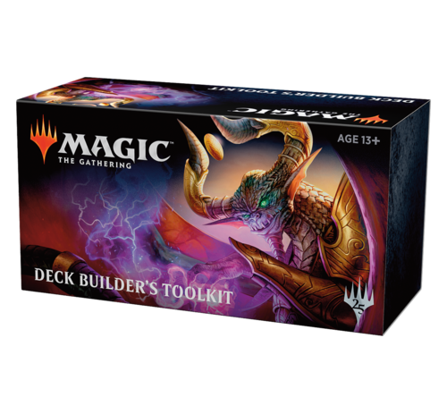 Core Set 2019 Deck Builder's Toolkit med 4 Boosters