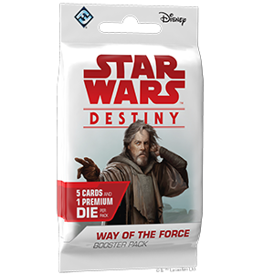 Star Wars: Destiny - Way of the Force Booster Pack