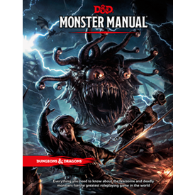 D&D Monster Manual (roleplaying game)