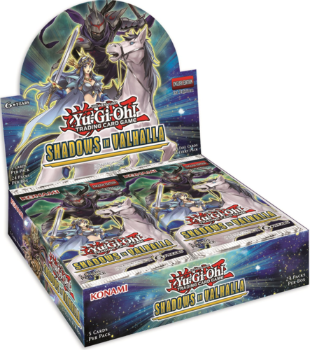 Shadows in Valhalla Booster Display