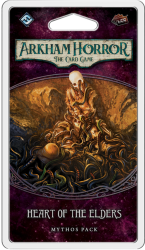 Arkham Horror The Card Game: Heart of the Elders