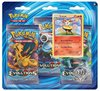 XY: 12 Evolution 3-pack booster (Braixen)