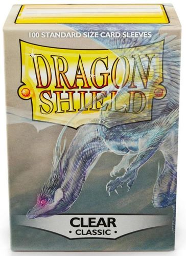 Dragon Shield 100 st - Classic Clear