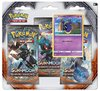 Sun & Moon 3 - Burning Shadows 3-pack booster (Cosmog)
