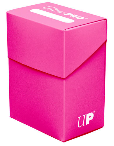 Deck Box Solid Pink