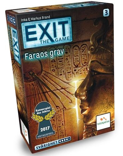 EXIT: The Game - Faraos grav