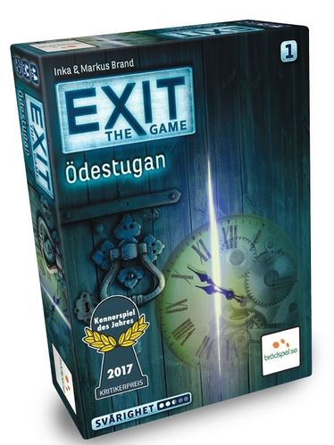 EXIT: The Game - Ödestugan