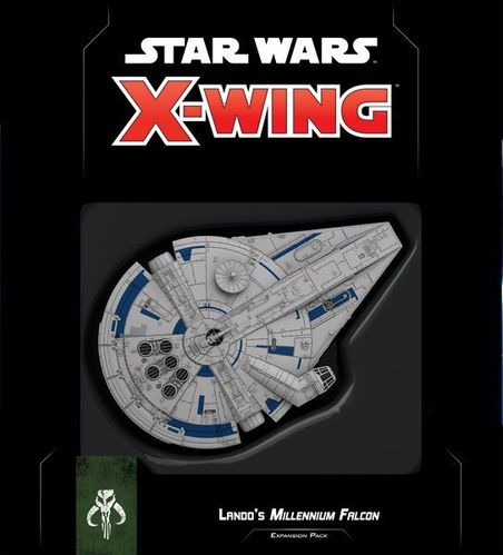 X-Wing Second Edition: Lando's Millennium Falcon