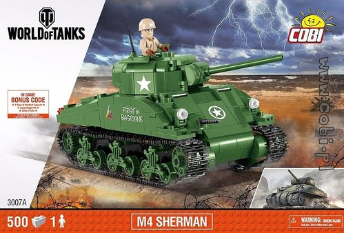 M4 Sherman A1 - 500 pcs
