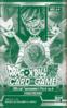 Dragon Ball SCG Price Support Official Tournament Pack vol.4