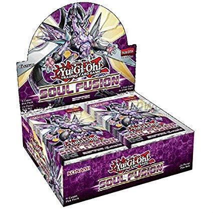 Soul Fusion Booster Display Box