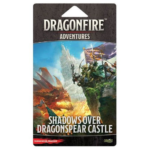 Dungeons & Dragons: Dragonfire Shadows over Dragonspear Castle
