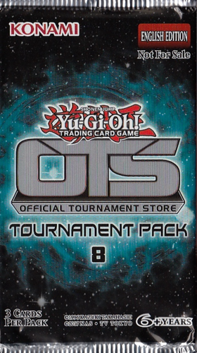 Yu-Gi-Oh! Price Support OTS Tournament Pack 8