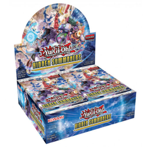 Hidden Summoners Booster Display Box