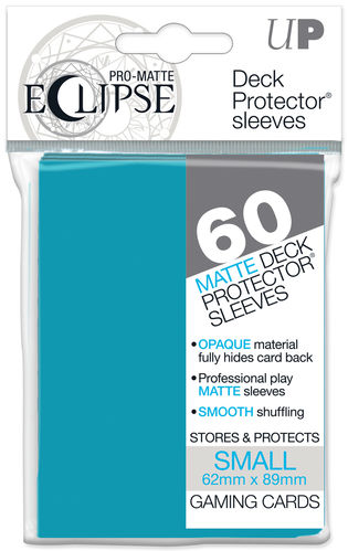 Deck Protector Small Eclipse Pro-Matte 60 st Sky Blue