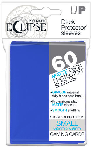 Deck Protector Small Eclipse Pro-Matte 60 st Pacific Blue