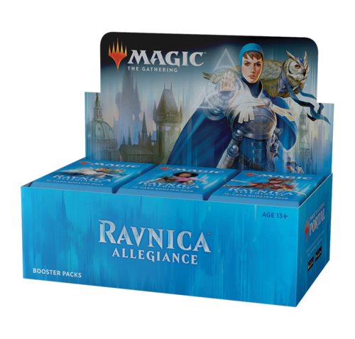 Ravnica Allegiance Booster Display