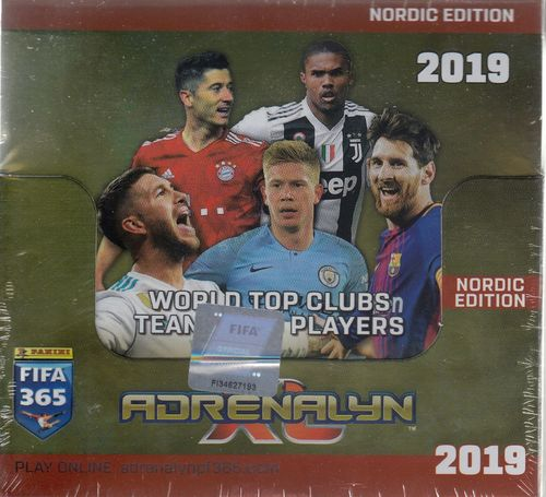 2018-19 Adrenalin XL - FiFa 365 - Nordic Edition Box