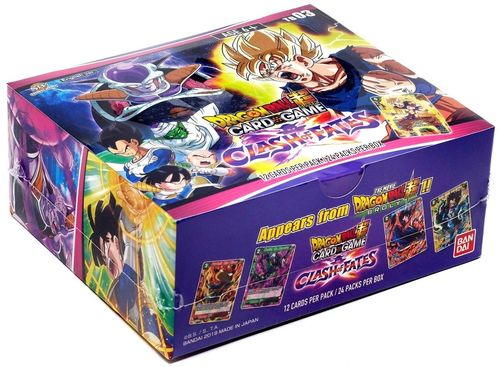 Clash of Fates Booster Box