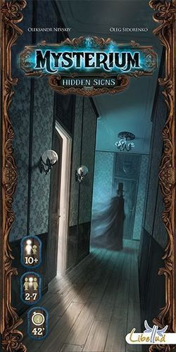 Mysterium: Hidden Signs expansion (nordic)