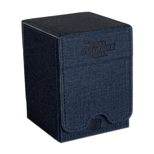 Deck Box Convertible Vertical Premium 100+ Blue