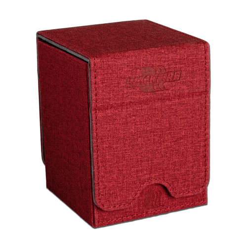 Deck Box Convertible Vertical Premium 100+ Red