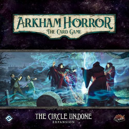 Arkham Horror The Card Game: The Circle Undone