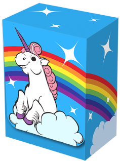 Deck Box Legion - Rainbow Unicorn