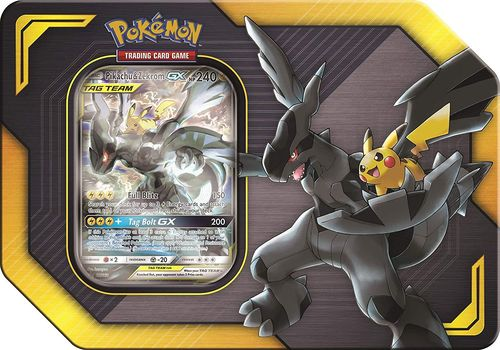 2019 Tag Team Tin: Pikachu & Zekrom-GX