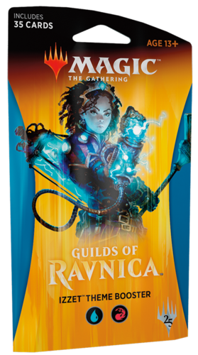 Guilds of Ravnica Izzet Theme Booster Pack