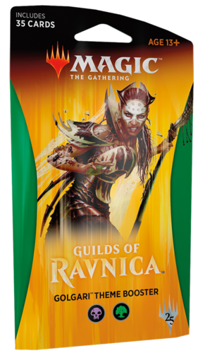 Guilds of Ravnica Golgari Theme Booster Pack