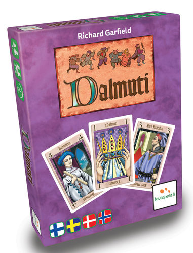 Dalmuti (nordic) The Great Dalmuti