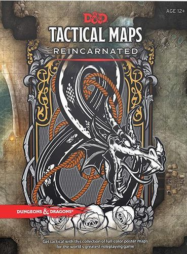 D&D Tactical Maps Reincarnated (RPG)