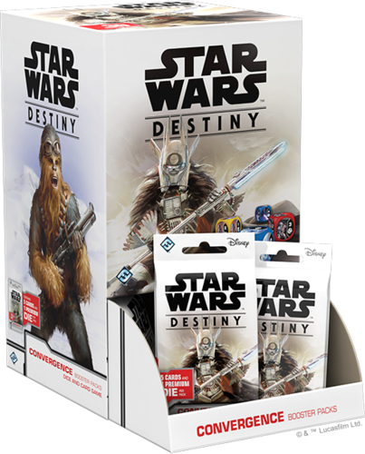 Star Wars: Destiny - Convergence Booster Box